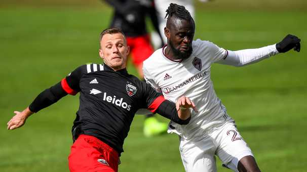 D.C. United will resume its MLS regular season at FC Cincinnati on Aug. 21