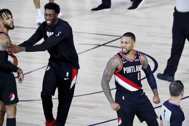 Damian Lillard's 61 points saved Portland's season — and evoked memories of a lost loved one