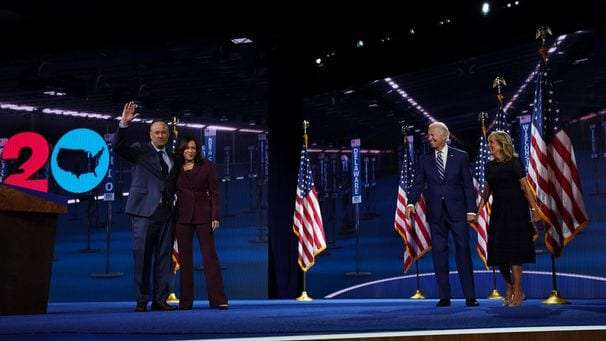 Democratic convention live updates: Biden poised to accept nomination; Trump to stage event beforehand