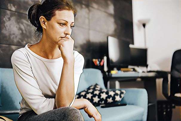 Divorced from abusive spouse, a mother asks: What now?