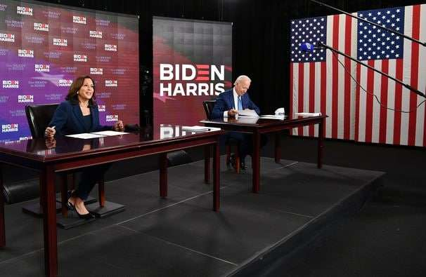 Election 2020 live updates: Trump sows doubt about election legitimacy, Biden goes after his business creds