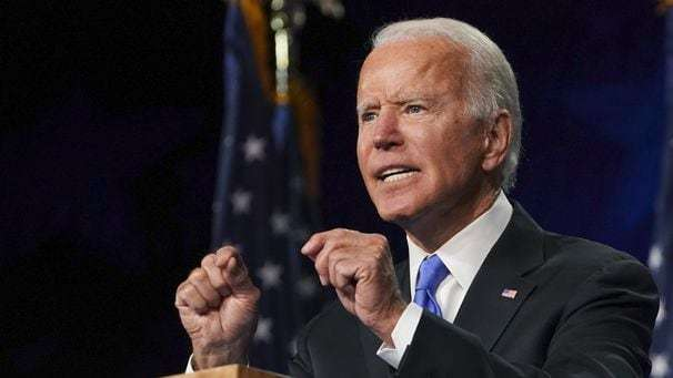 Election 2020 live updates: 'Where Joe Biden sees American darkness, I see American greatness,' Trump says