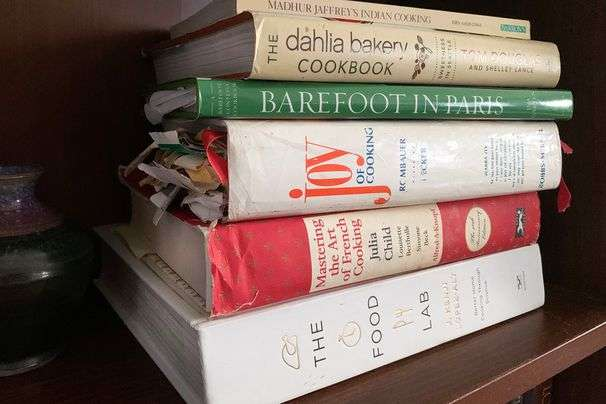 Favorite cookbooks from our readers' shelves