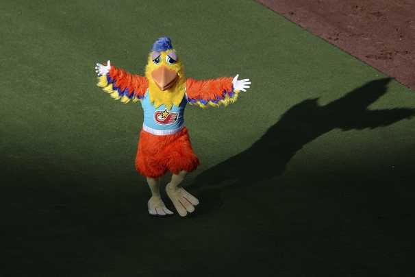 For mascots, the show must go on. My time as the San Diego Chicken shows how it can.