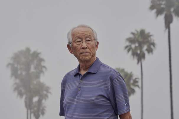 He was an American child in Hiroshima on the day the atomic bomb dropped