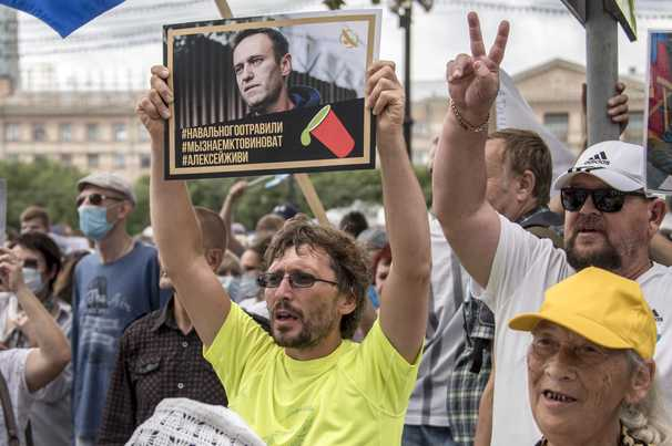 How Navalny combined protests and anti-corruption campaigns to take on the Kremlin