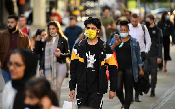 How the pandemic left America behind