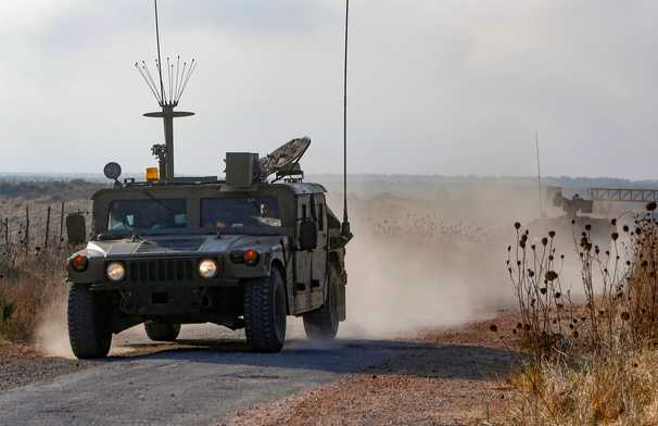 Israel says it thwarted an attack in the Golan Heights along the border with Syria