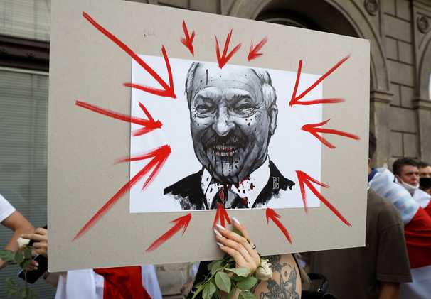 It's time for Belarus's dictator to go