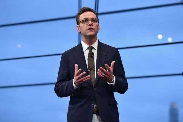 James Murdoch resigns from News Corp. board over 'disagreements' about editorial content