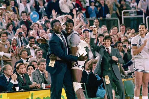 John Thompson bent the world to his vision. The world was better for it.