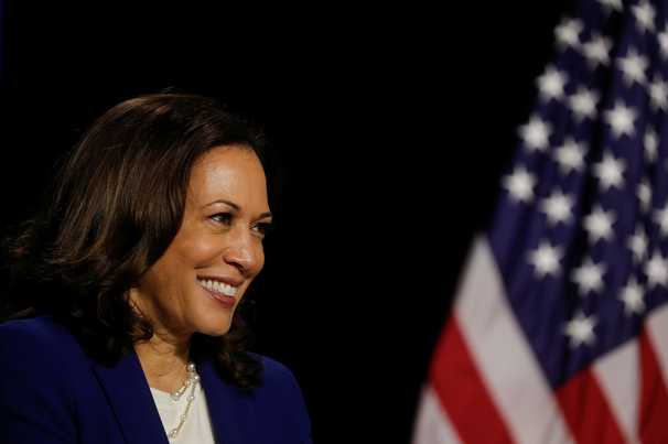 Kamala Harris is the vice-presidential pick Trump and the GOP most fears