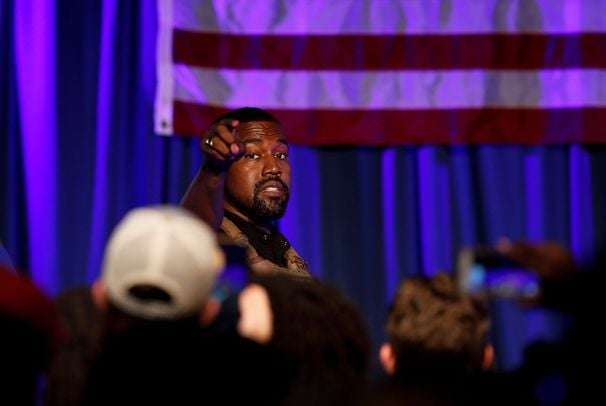 Kanye West's presidential bid bolstered by Republican operatives in at least five states