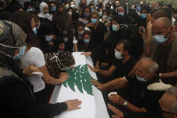 Lebanon mourns victims of Beirut blast, even as more dead are found