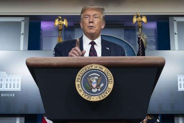 Legal scholars dispute Trump's claim to power 'nobody thought the president had'