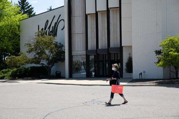 Lord & Taylor, the oldest U.S. department store chain, files for bankruptcy