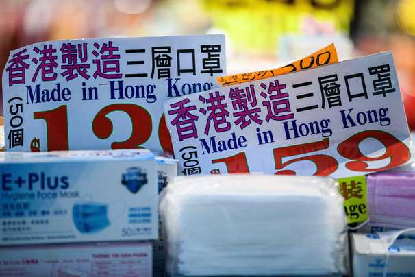 'Made in China' label ruling hits a raw nerve in Hong Kong