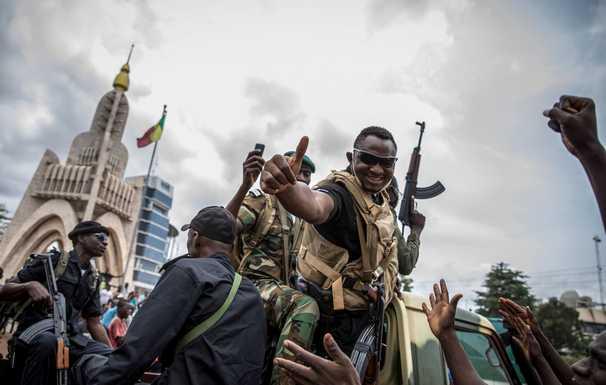 Mali had the first coup d'etat of the coronavirus era