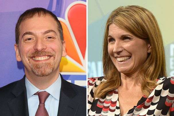 MSNBC elevates Nicolle Wallace to be the heart of the network's midday programming