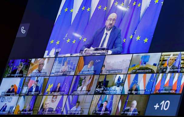 On Belarus, E.U. plans sanctions but tries to avoid conflict between Russia and the West