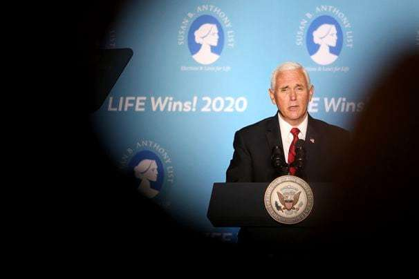 Pence calls Chief Justice John Roberts a 'disappointment to conservatives'