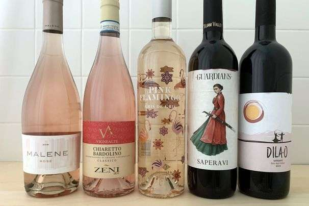 Quench your late-summer thirst with these 3 refreshing, bright rosés