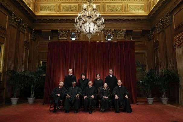 Supreme Court sees approval rating increase after consequential term
