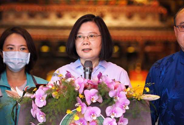 Taiwan, U.S. to hold highest-level meeting since 1979