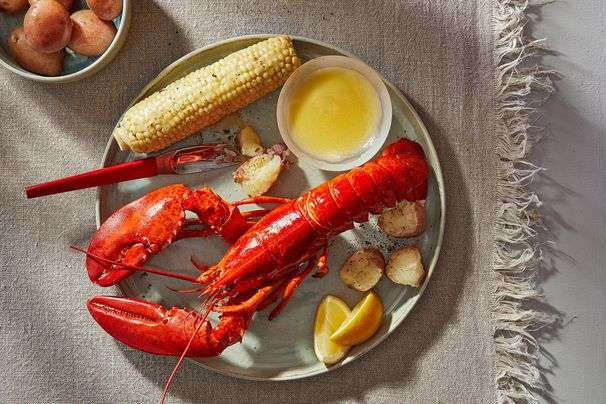 The easiest way to cook lobster: Steam it