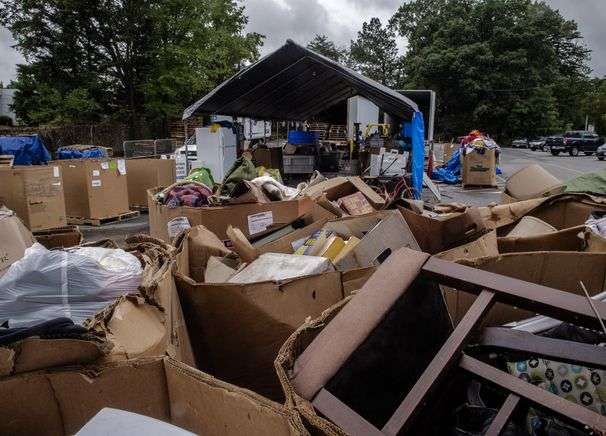 The great decluttering of 2020: The pandemic has inspired a cleanout of American homes
