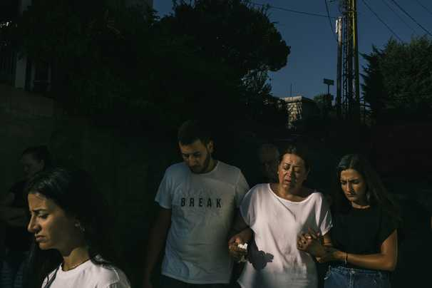 They were family and fought Beirut's fires together — including their last