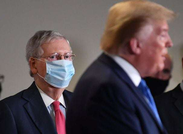 Trump keeps running roughshod over Congress