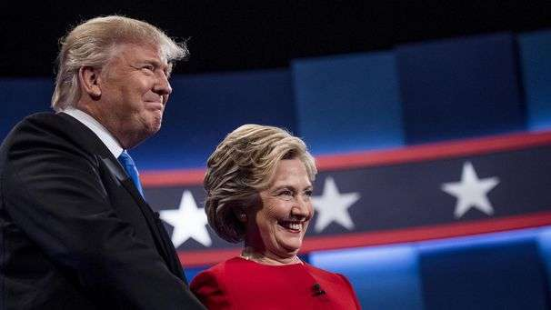 Trump tries to muscle through changes in presidential debates to gain advantage