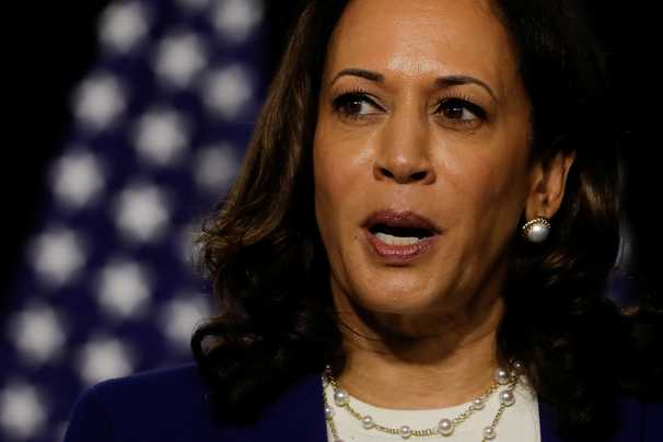 Trump wants to define what it means to be truly American. His Kamala Harris nickname exemplifies that.