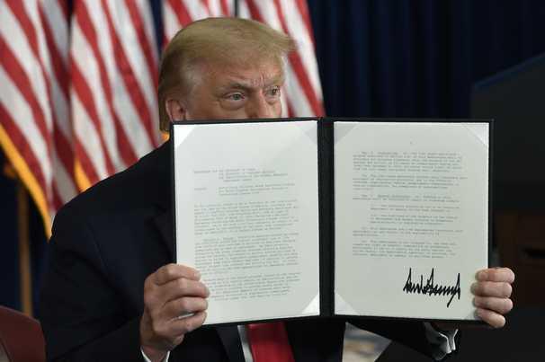 Trump's inadvertent tax hike