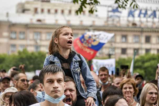 Why the Kremlin cares about protests on the other side of Russia