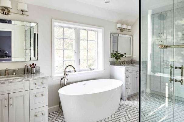 5 bathroom updates that will never go out of style