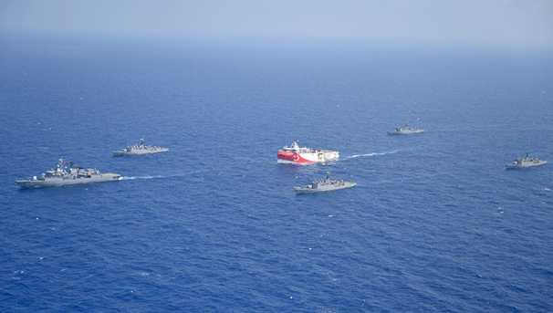Amid Mediterranean tensions, retired Turkish admiral grabs the spotlight touting supremacy at sea