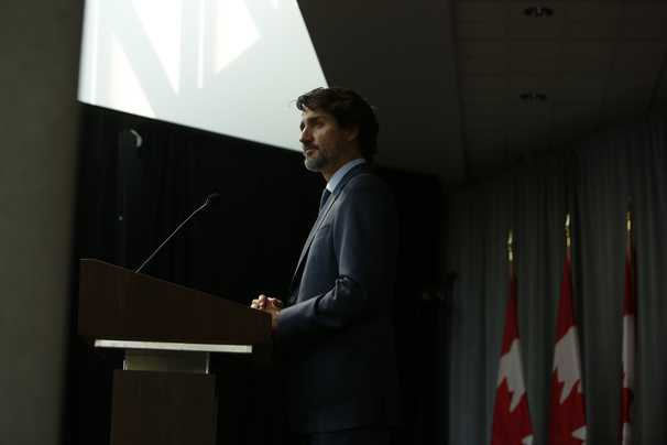 As Canada's Parliament returns, Trudeau aims for reset on coronavirus, charity scandal