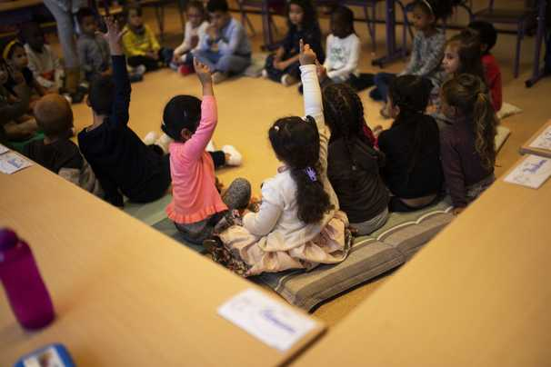 Europe stays committed to in-person classes as school outbreaks remain rare
