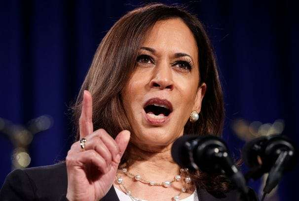 Harris warns of Russian interference in November election