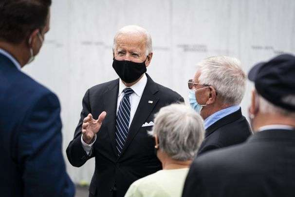 Here's how Joe Biden would combat the pandemic if he wins the election