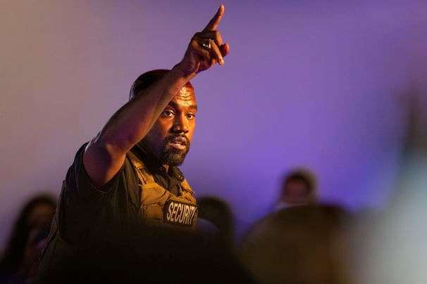 Kanye has spent nearly $6 million of his own money on his presidential campaign