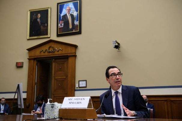 Mnuchin says Trump administration, Pelosi have agreed on plan to avoid government shutdown Oct. 1