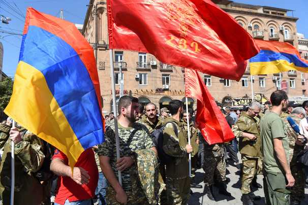 New fighting between Armenia and Azerbaijan threatens to reignite 30-year-old conflict