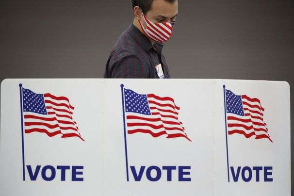 New poll confirms Republicans' wariness of voting by mail