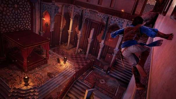 'Prince of Persia,' Ubisoft's long-missing star, returns for a 'Sands of Time' remake