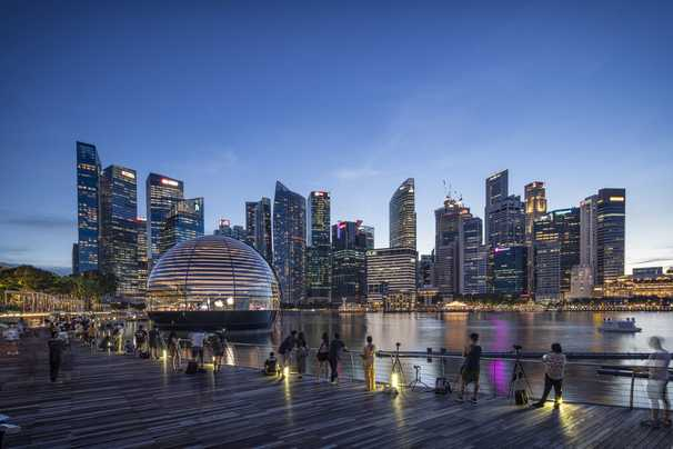 Singapore — a poster child for globalism — is taking a nativist turn