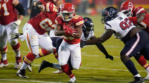 With Clyde Edwards-Helaire, the Chiefs' offense is unfair