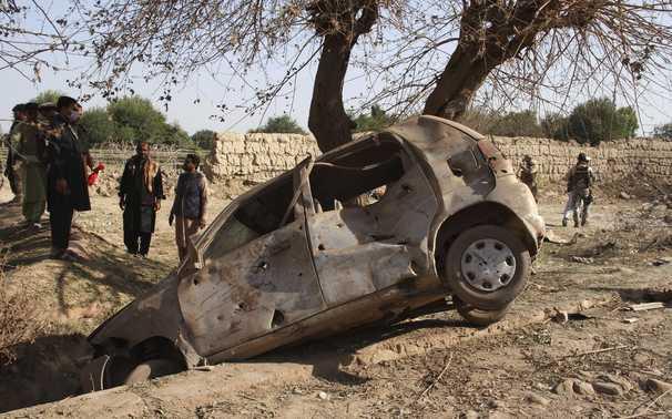 Afghans stunned, worried by Trump tweet to bring home U.S. troops early